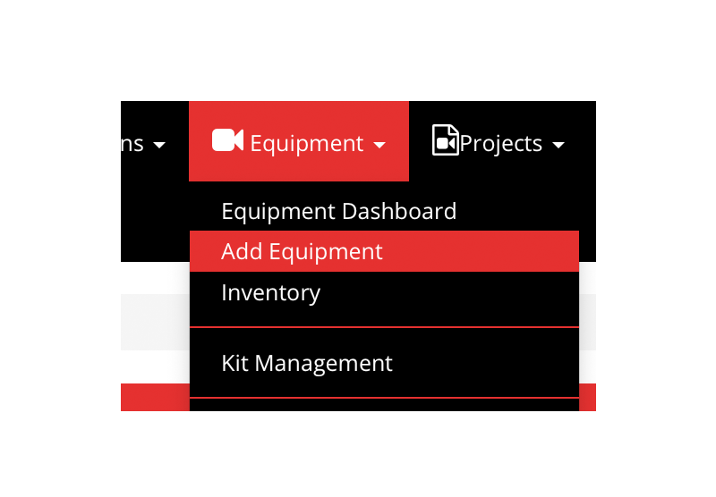 Organize Equipment Reservations